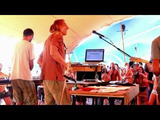 Boom Festival 2012 - Goatika & Kliment Live @ The Ambient Source