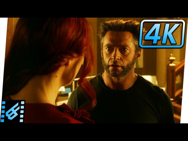 Wolverine Wakes Up In The Future | X-Men Days of Future Past (2014) Movie Clip