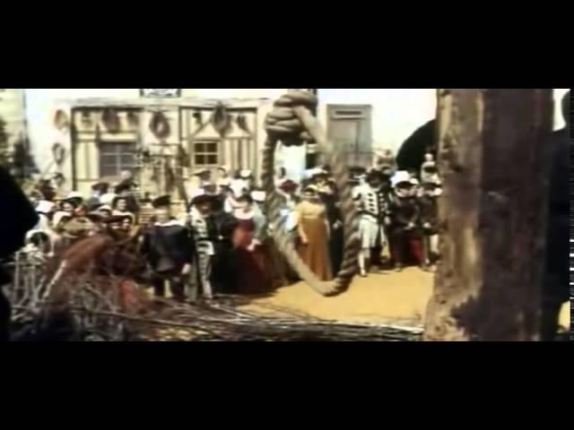 Le Chevalier de Pardaillan 1962