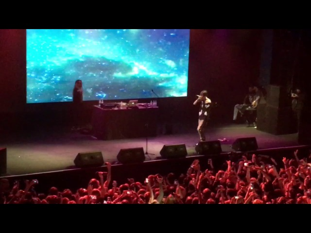 LIL PEEP STAR SHOPPING LIVE MOSCOW YOTASPACE