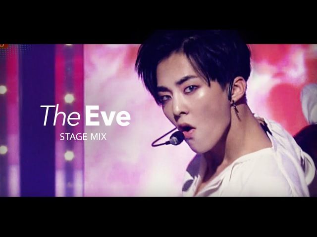 LIVE EXO「The Eve 전야 」TV Performance Stage Mix Special Edit