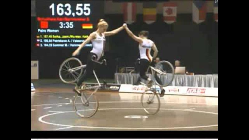 Pair Women WM2011 Schultheis Sprinkmeier Final
