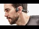 Trekz Air sports headphones bone conduction Наушники костной проводимости