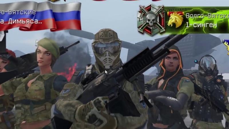 Волго-Вятские на МАРАФОНЕ