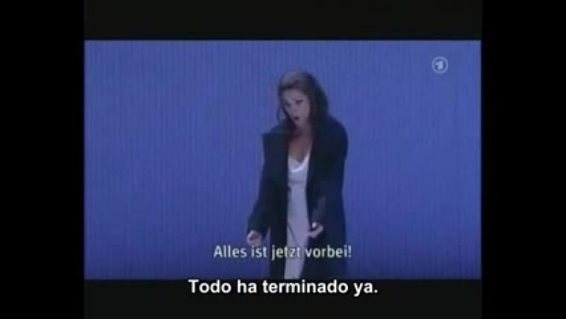 Анна Нетрепко Addio del passato 3 акт La Traviata Джузеппе Верди