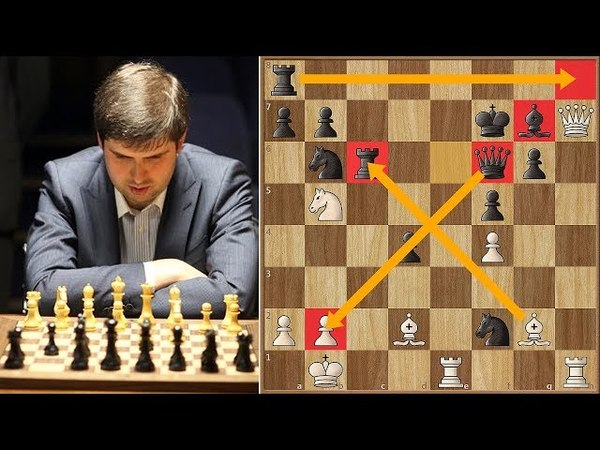 The Crazy Gruenfeld | Svidler vs Gelfand | Candidates Tournament 2013. | Round 5