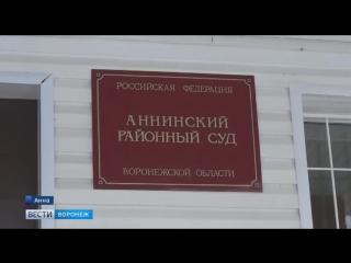 Мэр Анны Павел Мургин считает штраф за вырубку 400 деревьев строгим наказанием