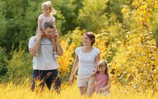 Афиша Семейный поход выходного дня