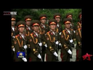 Svečanost 27. jula u pjongjangu povodom 65. godišnjica pobjede u korejsom ratu