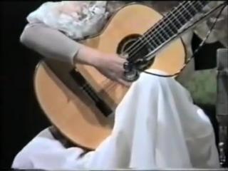 Rare Guitar Video Nicola Hall plays Mertz Hungarian Fantasy