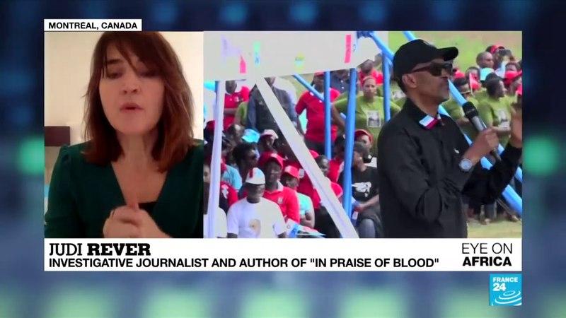 Rwandan genocide Journalist Judi Rever accuses Tutsis of slaughtering Hutus