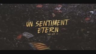 UN SENTIMENT ETERN: SPOT CAMPAA ABONOS VALENCIA CF