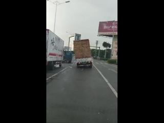 Жесткач на китайских дорогах 47 (ОБКавто)
