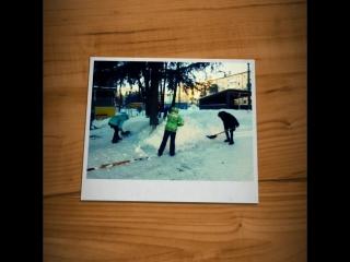 Снежный флешмоб в МБДОУ Детский сад № 209
