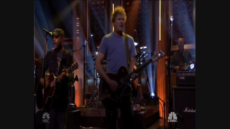 Hootie the Blowflish - Only Want to Be with You (The Tonight Show Starring Jimmy Fallon - 2018-12-03)