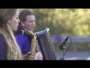 SaxYOn: live session VG Buiten Spelen