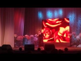 """Ирина Аникина - """"Как много лет во мне любовь спала"""" (муз.Раймонд Паулс, ст.Роберт Рождественский)"""