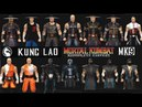Mortal Kombat ALL KUNG LAO MK Costume Skin PC Mod MK9 Komplete Edition MKKE HD