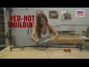 Iron Leg Entryway Table | Red Hot Building