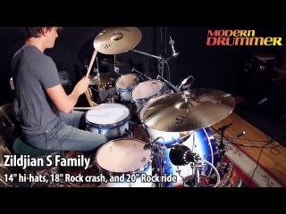 Product Close-Up: Zildjian S Family Cymbals