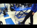 Подъемник для мото и квадроциклов Nordberg N4M4 Оборудование для автосервиса и шино