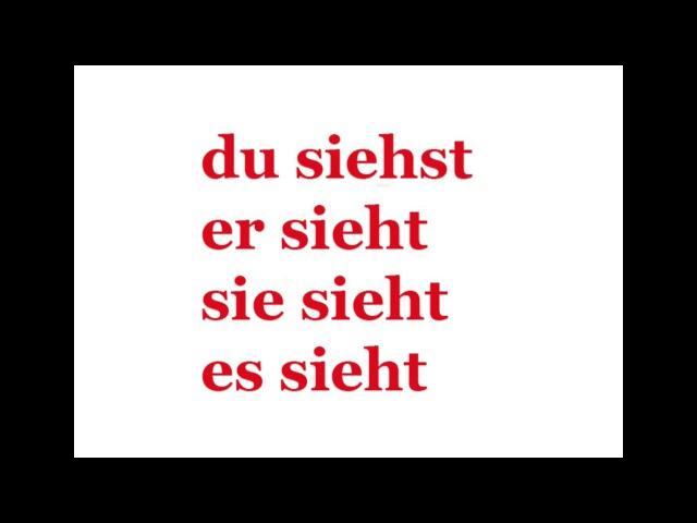 Немецкий для начинающих Урок 12
