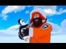 Эскимоска 3 сезон | Полярник возвращается домой (26 серия) | Мультик про северный п ...