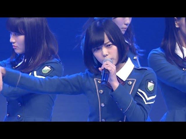 欅坂46 サイレントマジョリティー LIVE 平手友梨奈センター Best Hits MUSIC SHOW