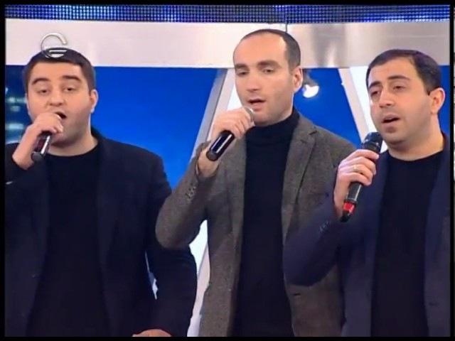 ანსამბლი ბრავო მეტეხი რანინა Ensemble Bravo Metehi Ranina