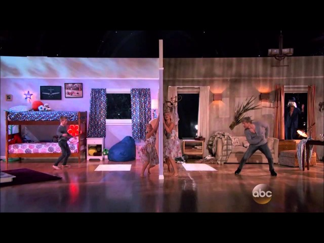 Sia Elastic Heart Julianne Hough Derek Hough Dancing With the Stars 2015 05 19