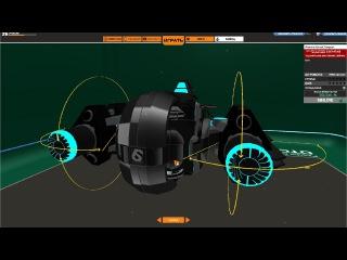 Как построить пиранью с дробовиками на ховерах - ROBOCRAFT | how to build piranha ROBOCRAFT