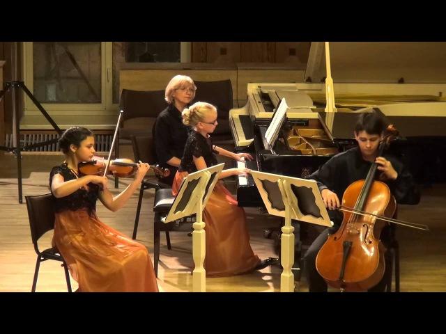 И. Дунаевский Лунный вальс (концерт лауреатов)