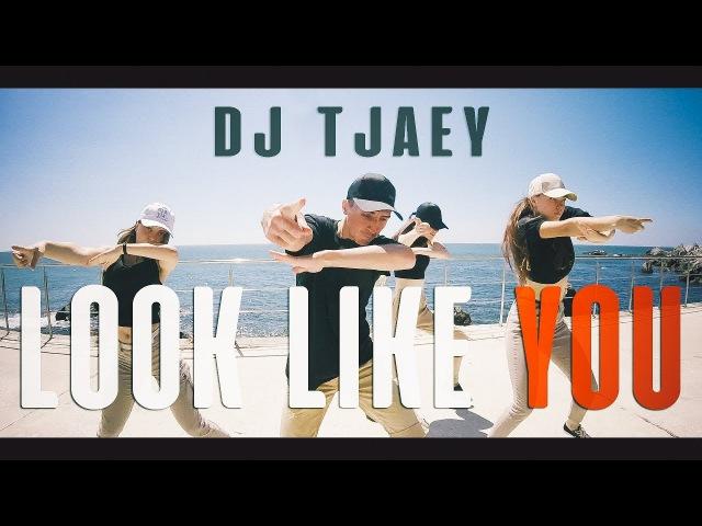 Choreo by Alexander Dmitriev DJ TJAEY LOOK LIKE YOU AFRO REMIX