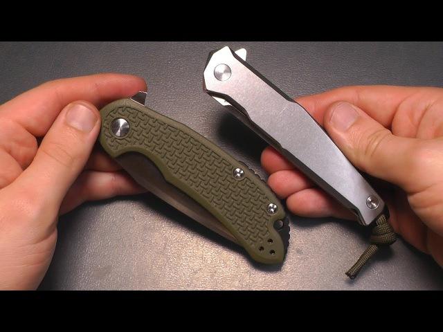 Нож Steel Will Cutjack разборка и размышления...
