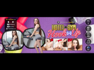 #pron angel rush (hotel gym hook up) [2017 г., cum in mouth, pov, 4k, all sex, virtual reality, vr, 1920p] [oculus rift / vive]