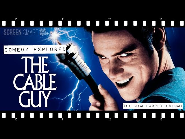 THE CABLE GUY: Cinema's Misunderstood Satire | Comedy Explored
