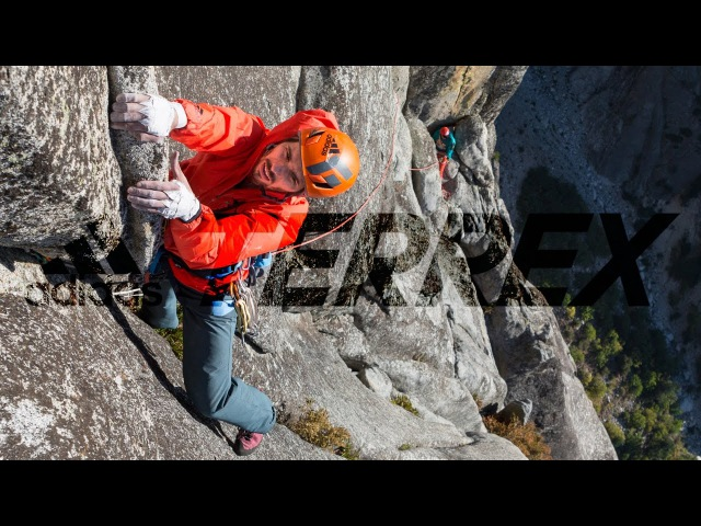 West Face of Sentinel The Legacy Project Kevin Jorgeson Ben Rueck adidas TERREX