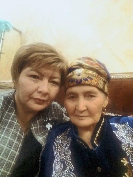 Маржан Калиакперова