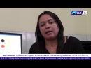 Bióloga e doutoranda Aline Medeiros comenta pesquisa para alimentação suplementar de Apis Mellifera