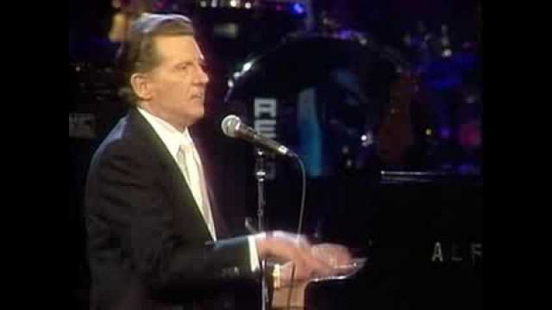 Jerry Lee Lewis - Great Balls Of Fire (From Legends of Rock 'n' Roll DVD)