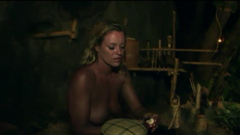 Inge de Bruijn Nude Adam zkt Eva vips