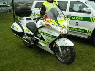 Honda ST1300 Paramedic Bike