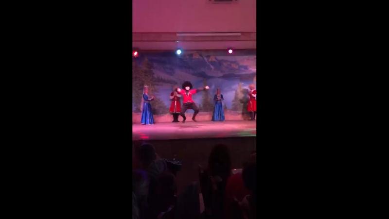 Концерт местного населения Адыгейцы Сочи