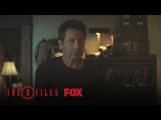 Mulder & Scully Receive News About Their Son's Whereabouts | Season 11 Ep. 10 | THE X-FILES