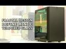 Fractal Design Define Mini C Tempered Glass Edition mATX Air cooled Build