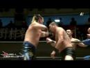 Daichi Hashimoto, Kazumi Kikuta, Ryuichi Kawakami vs. Daisuke Sekimoto, Kohei Sato, Takuya Nomura (BJW - 01.11.2017)