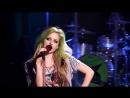 Avril Lavigne - Girlfriend [AOL Sessions] (FullHD 1080p)