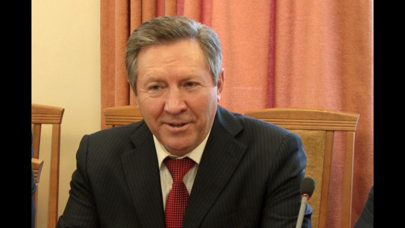 Российские сенаторы обсудили в Липецкой области вопросы развития кооперативного движения олегкоролев