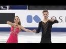 Sofia SHEVCHENKO Igor EREMENKO RUS ISU JGP Final Ice Dance Short Dance Nagoya 2017