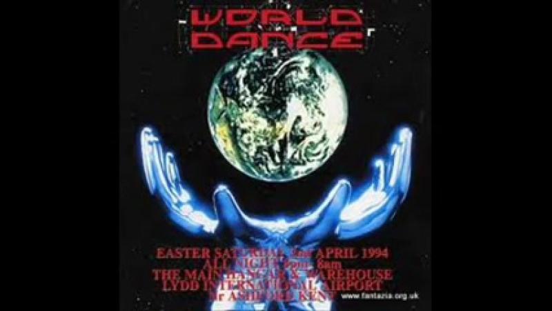 Dj Dougal World Dance 2nd April 1994 @ Lydd